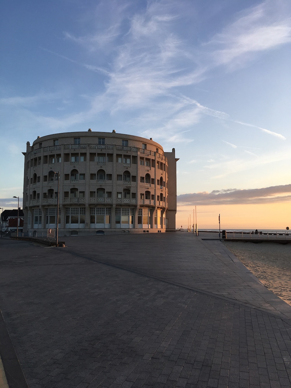 Hotel Alice Westende Bad Belgie