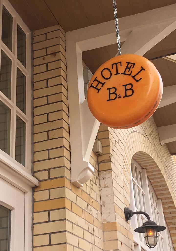 hotel b&b Westende Belgie aan zee